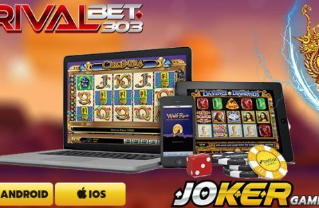 agen joker gaming slot online